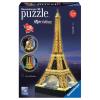 Puzzle 3D - Eiffelova veža (Nočná edícia) 3D 216 dielikov - Cena : 579,- Kč s dph