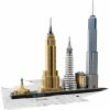 LEGO® Architecture 21028 -  New York City - Cena : 950,- Kč s dph
