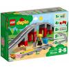 LEGO® DUPLO 10872 - Doplňky k vláčku - most a koleje - Cena : 499,- Kč s dph