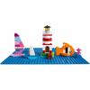 LEGO® Classic 10714 - Modrá podložka na stavění - Cena : 199,- Kč s dph