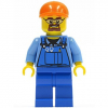 LEGO<sup>®</sup> City - Overalls with Tools in Pocket Blue