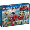 LEGO® City 60214 -  Záchrana burgrárny - Cena : 590,- Kč s dph