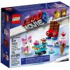 LEGO® Movie 70822 - Najroztomilejší priatelia Unikitty! - Cena : 199,- Kč s dph
