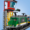 LEGO® City 60198 - Nákladní vlak - Cena : 3999,- Kč s dph
