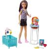 Barbie chůva herní set - různé druhy - Cena : 715,- Kč s dph