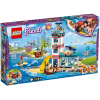 LEGO® Friends 41380 - Záchranné centrum u majáku - Cena : 1279,- Kč s dph