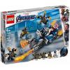 LEGO® Super Heroes 76123 - Captain America: útok Outriderů - Cena : 691,- Kč s dph