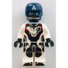 LEGO<sup>®</sup> Super Hero - Captain America - White Jumpsuit