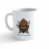 Hrnček Tučniak a jeho kamaráti - # 15 bizón americký - Cena : 99,- Kč s dph
