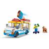 LEGO® City 60253 - Zmrzlinářské auto - Cena : 389,- Kč s dph