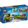 LEGO® City 60254 - Preprava pretekárskeho člna - Cena : 595,- Kč s dph