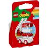 LEGO® DUPLO 10917 -  Hasičské autíčko - Cena : 97,- Kč s dph