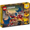 LEGO® Creator 31102 - Ohnivý drak - Cena : 375,- Kč s dph