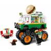 LEGO® Creator 31104 - Hamburgerový monster truck - Cena : 990,- Kč s dph