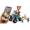LEGO® Hiden Side 70428 - Jack a plážová bugina - Cena : 397,- Kč s dph