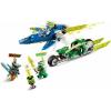 LEGO® Ninjago 71709 - Rýchla jazda s Jayom a Lloydom - Cena : 590,- Kč s dph