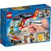 LEGO® City 60248 - Zásah hasičského vrtuľníka - Cena : 469,- Kč s dph