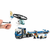 LEGO® City 60244 - Preprava policajného vrtuľníka - Cena : 895,- Kč s dph