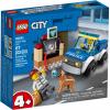 LEGO® City 60241 - Jednotka s policejním psem - Cena : 185,- Kč s dph
