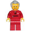 LEGO<sup>®</sup> City - Grandfather - Red Tracksuit