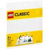 LEGO® Classic 11010 -  Bílá podložka na stavění - Cena : 159,- Kč s dph