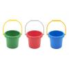 Kbelík plast průměr 16cm výška 14cm - 4 barvy - Cena : 49,- Kč s dph