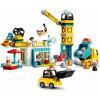 LEGO® DUPLO 10933 -  Stavba s věžovým jeřábem - Cena : 2395,- Kč s dph