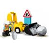 LEGO® DUPLO 10930 -  Buldozer - Cena : 185,- Kč s dph