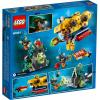 LEGO® City 60264 - Oceánska prieskumná ponorka - Cena : 630,- Kč s dph