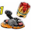 LEGO® Ninjago 70686 - Spinjitzu úder ? Kai - Cena : 289,- Kč s dph