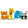 LEGO® DUPLO 10955 -  Vláček se zvířátky - Cena : 439,- Kč s dph