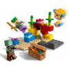 LEGO® Minecraft 21164 - Korálový útes - Cena : 199,- Kč s dph