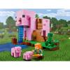 LEGO® Minecraft 21170 - Prasečí dům - Cena : 1009,- Kč s dph