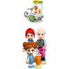 LEGO® Friends 41444 -  Bio kavárna v městečku Heartlake - Cena : 589,- Kč s dph