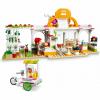 LEGO® Friends 41444 -  Bio kavárna v městečku Heartlake - Cena : 571,- Kč s dph