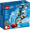 LEGO® City 60275 -  Policejní vrtulník - Cena : 229,- Kč s dph