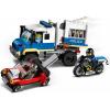 LEGO® City 60276 -  Vězeňský transport - Cena : 439,- Kč s dph