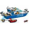LEGO® City 60277 -  Policejní hlídková loď - Cena : 989,- Kč s dph