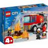LEGO® City 60280 -  Hasičské auto s žebříkem - Cena : 439,- Kč s dph