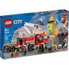 LEGO® City 60282 -  Velitelská jednotka hasičů - Cena : 989,- Kč s dph