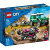 LEGO® City 60288 -  Transport závodní buginy - Cena : 389,- Kč s dph
