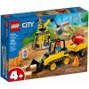 LEGO® City 60252 - Buldozer na staveništi - Cena : 399,- Kč s dph