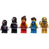 LEGO® Ninjago 71737 -  Kaiův červený bourák - Cena : 995,- Kč s dph