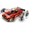 LEGO® Ninjago 71737 -  Kaiův červený bourák - Cena : 1009,- Kč s dph