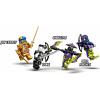 LEGO® Ninjago 71738 -  Zane a bitva s titánskými roboty - Cena : 1149,- Kč s dph