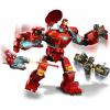 LEGO® Super Heroes 76164 - Iron Man Hulkbuster proti agentovi A.I.M. - Cena : 1099,- Kč s dph