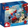 LEGO® Super Heroes 76172 - Poslední bitva Spider-Mana se Sandmanem - Cena : 229,- Kč s dph