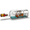 LEGO® Ideas 92177 - Loď v láhvi - Cena : 1399,- Kč s dph