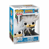 Funko POP Games: Sonic 30th- Silver the Hedgehog - Cena : 357,- Kč s dph