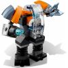 LEGO® Creator 31111 - Kyberdron - Cena : 219,- Kč s dph